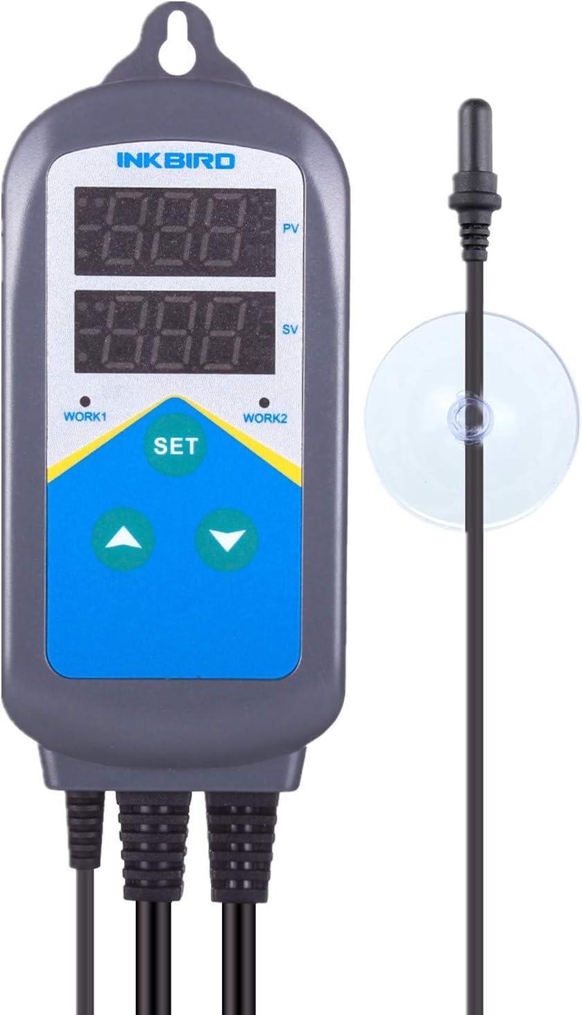 Temperature Controller Digital Thermostat DIY Aquarium Plug and play no wiring