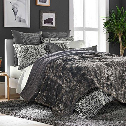 Chanasya Faux Fur Bed Throw Blanket Bed Blankets