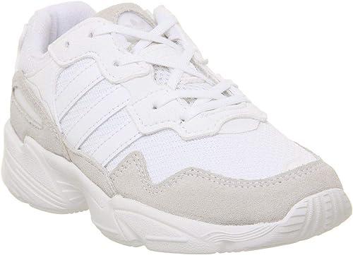 zapatos adidas niño blancos