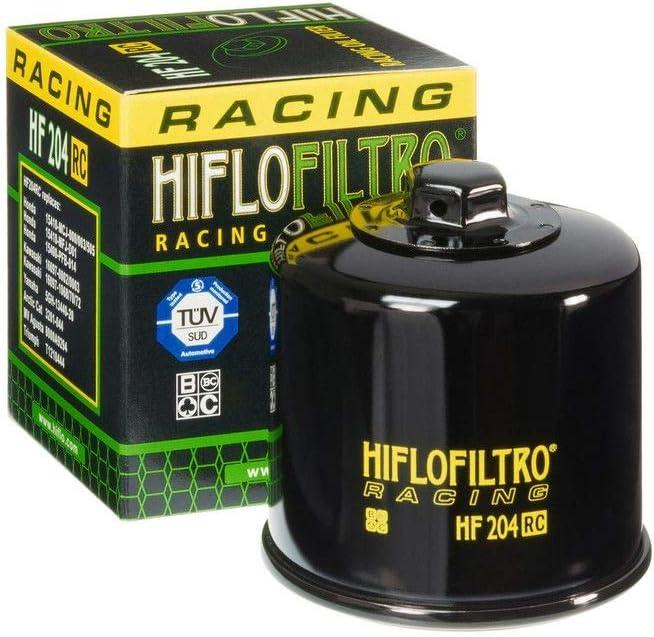 Filtro de aceite Hiflo negro Racing XT 1200 Z Super Tenere DP01 10-13