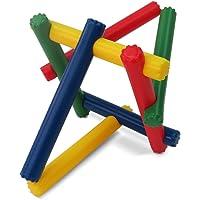 Edushape 824032 Snappy Sticks Baby Toy, Multicolor