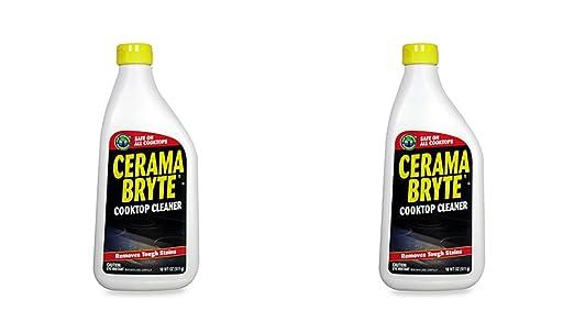 CERAMA BRYTE cristal/vitrocerámica limpiador de 18 ml | non ...