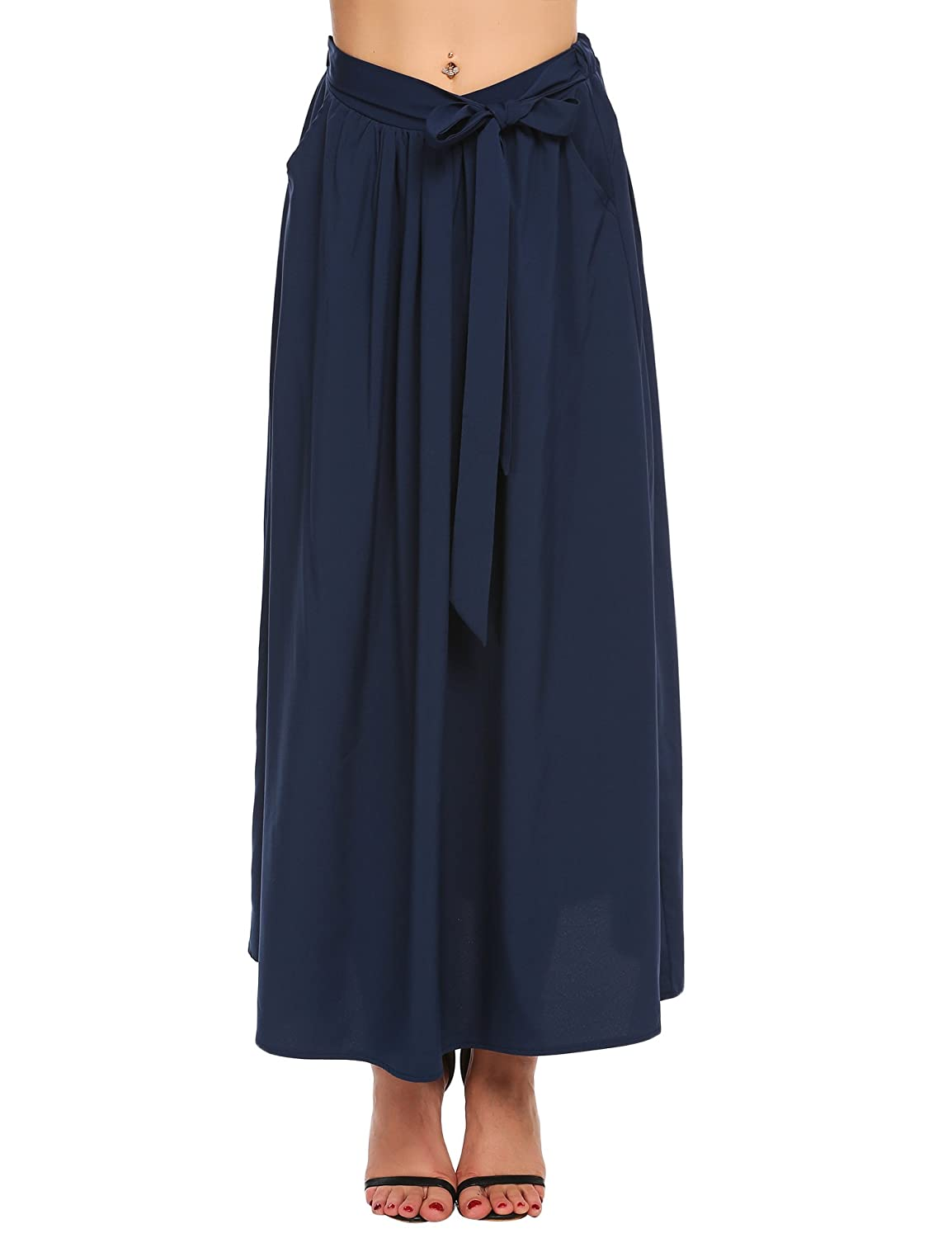 Chigant SKIRT Navy レディース B076LYDYPX 3L|Purplish Blue Navy Navy Purplish Blue Blue Navy 3L, スペース ファクトリー:51077d29 --- rjatechnologies.com.sg