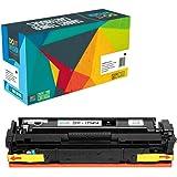 Do it Wiser Cartucho de Toner CF540A para HP 203A Color Laserjet Pro M254dn, M254dw, M254nw, MFP M280nw, MFP M281cdw, MFP M281fdn, MFP M281fdw (Negro)