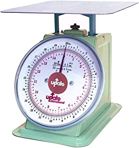 Update International (UP-820) 20 Lb Analog Portion Control Scale