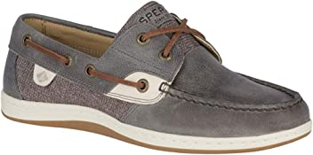 Sperry Top-Sider Koifish Sparkle Boat Shoe Womens