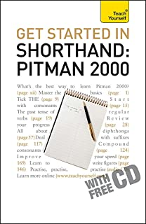 Shorthand pitmans new era teach yourself pitman 8601417007761 get started in shorthand pitman 2000 teach yourself fandeluxe Choice Image