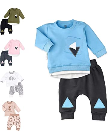 Babyset Geschenkset 6tlg Erstlingsset Starterset Jungen Blau Taufanzug 56 62