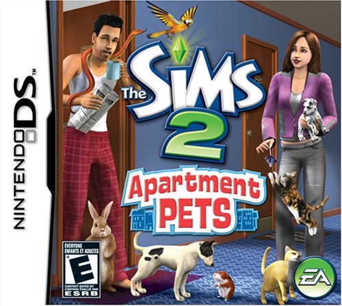 The Sims 2: Apartment Pets - Nintendo DS (Sims Pets 3 3ds)
