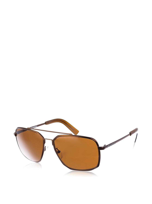 Karl Lagerfeld Gafas de Sol KL235S-502 (58 mm) Marrón/Metal ...