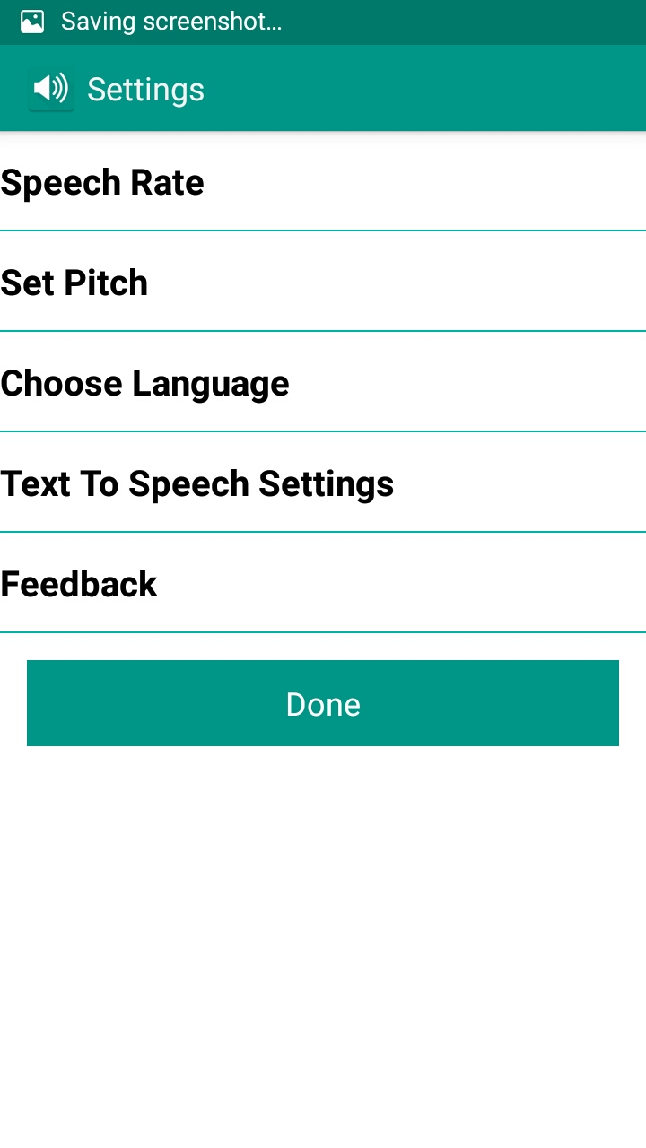Text To Speech - TTS