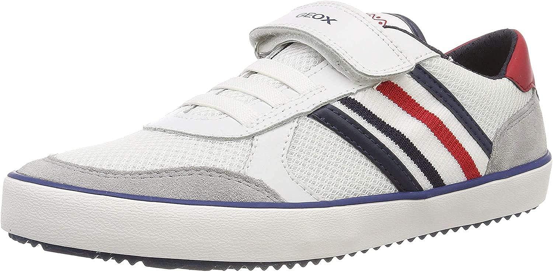 Geox J Alonisso Boy E, Zapatillas para Niños: Amazon.es: Zapatos y ...