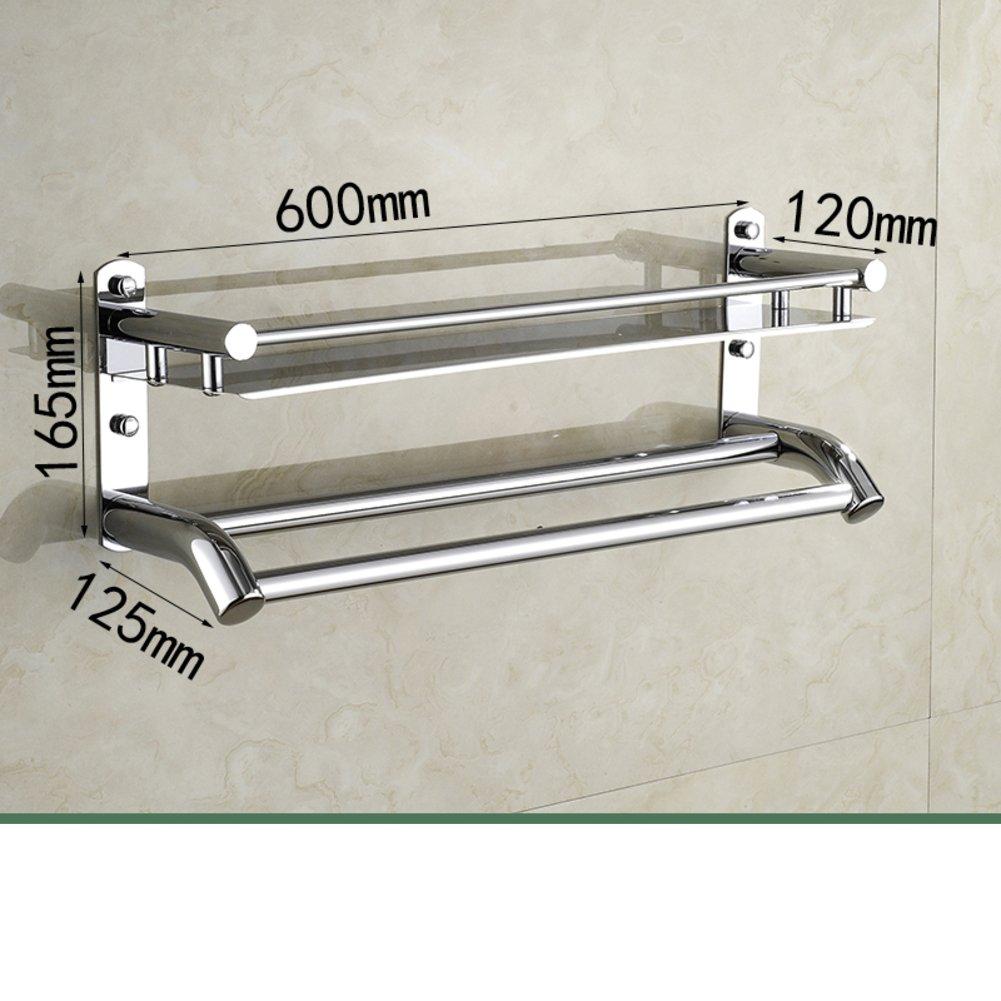 Stainless steel bathroom shelf /Bathroom accessories the bathroom ...