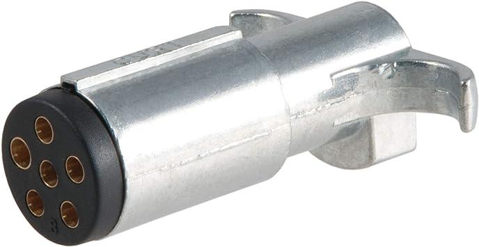 cannon plugs wire harness amazon com curt 58080 trailer side 6 way round trailer wiring  curt 58080 trailer side 6 way round