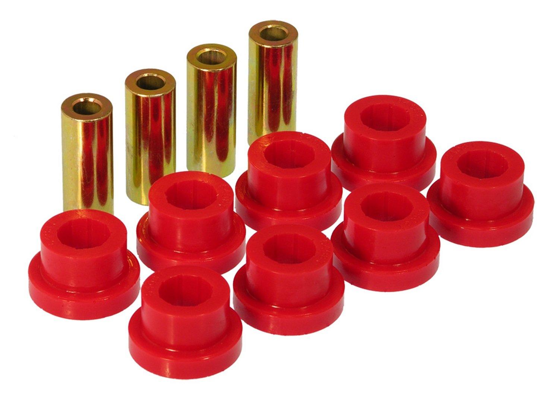Prothane 8-302 Red Rear Lower Control Arm Bushing Kit