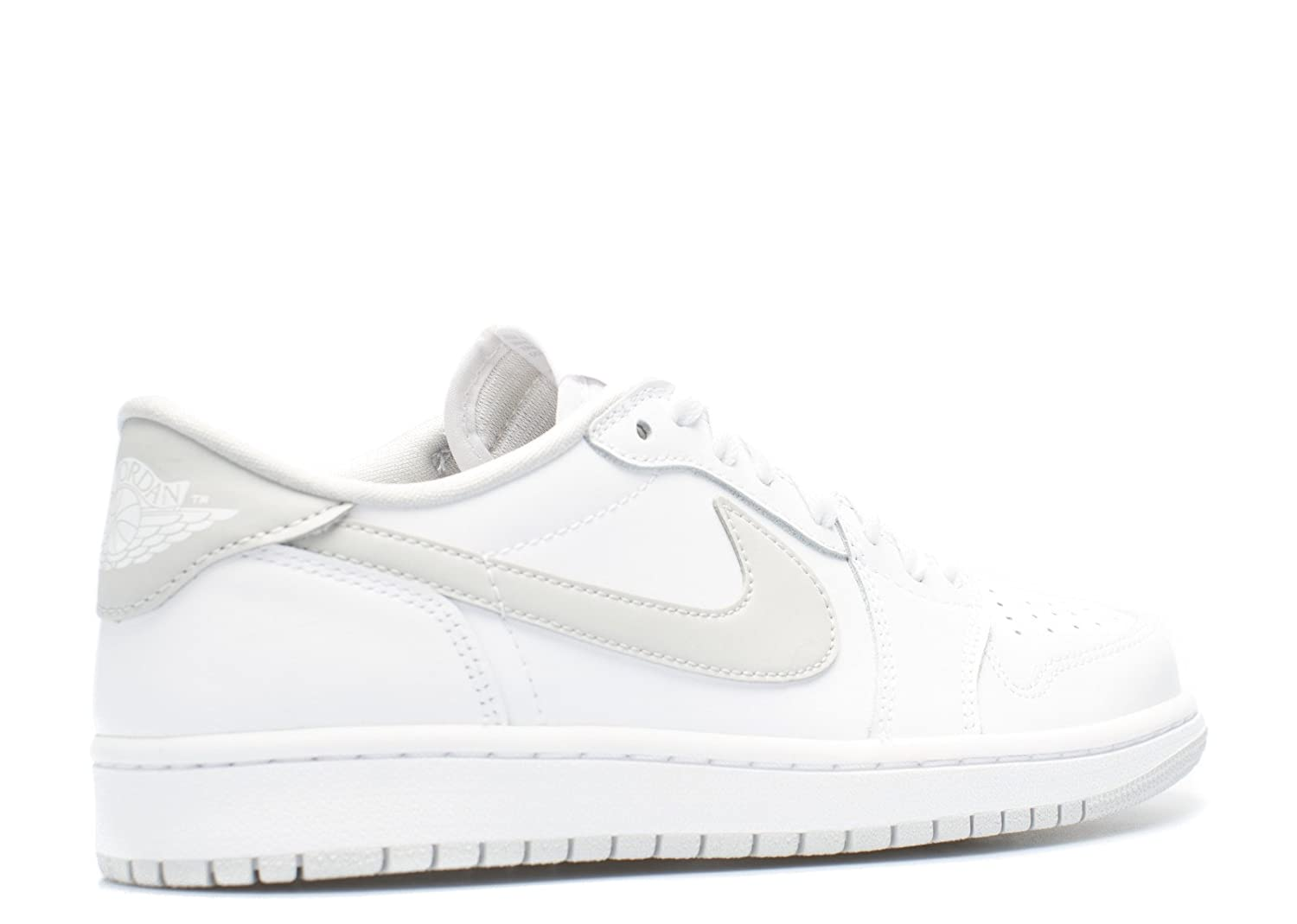outlet store 299cd 22a5d Amazon.com  Air Jordan 1 Retro Low OG 705329 100 WhiteGrey  Basketball