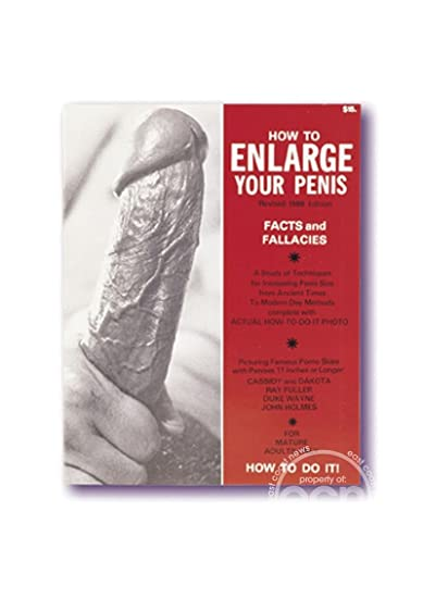 Enlarge your cock