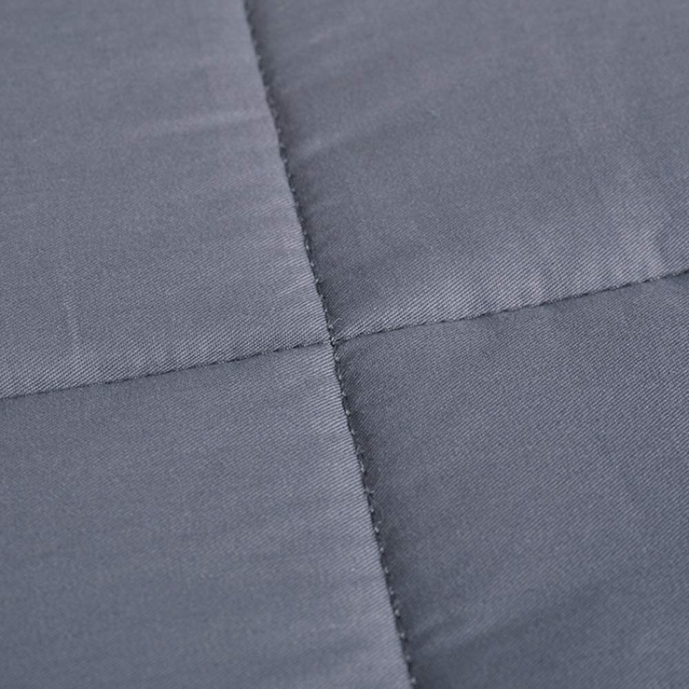 Blanket Blanket Blanket Schwerkraftdecke, Erwachsene gewichtete Decke, verringern Ermüdung lindern Schlaflosigkeitsdruck für die Entspannung des Erwachsenen, Angstentlastung B07JW95GZQ Decken Moderne Technologie 0fa7a5