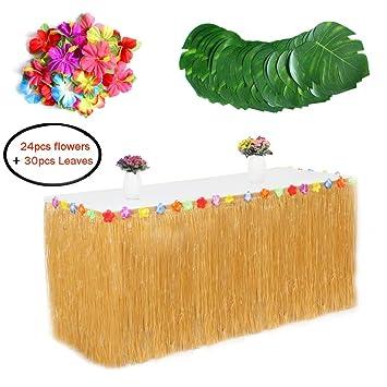Set de suministros para eventos de fiesta hawaiana de Hula - 1 ...
