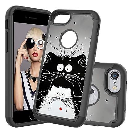 Amazon.com: Dteck(TM) Funda para iPhone 6 Plus/iPhone 6S ...