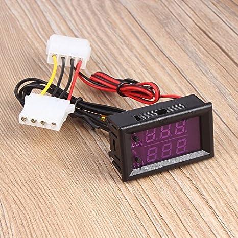 Medidor de temperatura inteligente Digital Control de ...