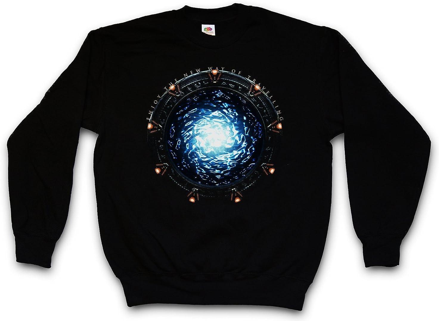 Urban Backwoods Star Portal Sweatshirt Pullover