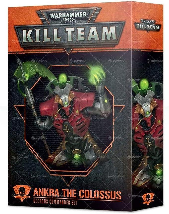Amazon.com: Games Workshop Kill Team Commander: Ankra The ...