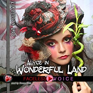Alyce in Wonderful Land: Duane Dale Narration Audiobook