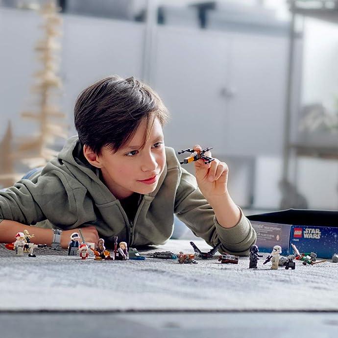 LEGO 乐高  Star Wars 星战系列 75245 圣诞倒数日历 积木玩具 7.5折$29.99史低 海淘转运到手约¥236