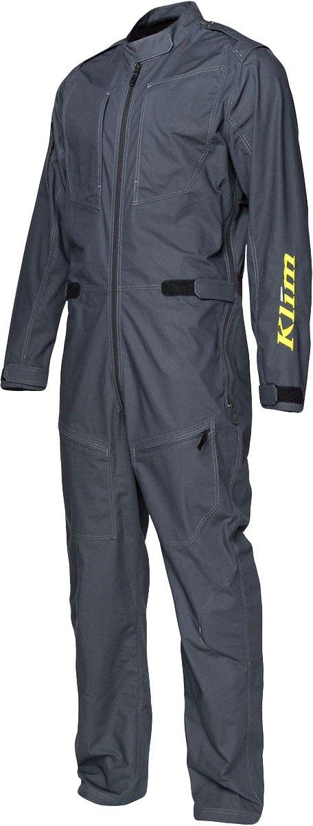 Klim Terrafirma Mens Dust Off-Road Suit - Gray / 3X-Large
