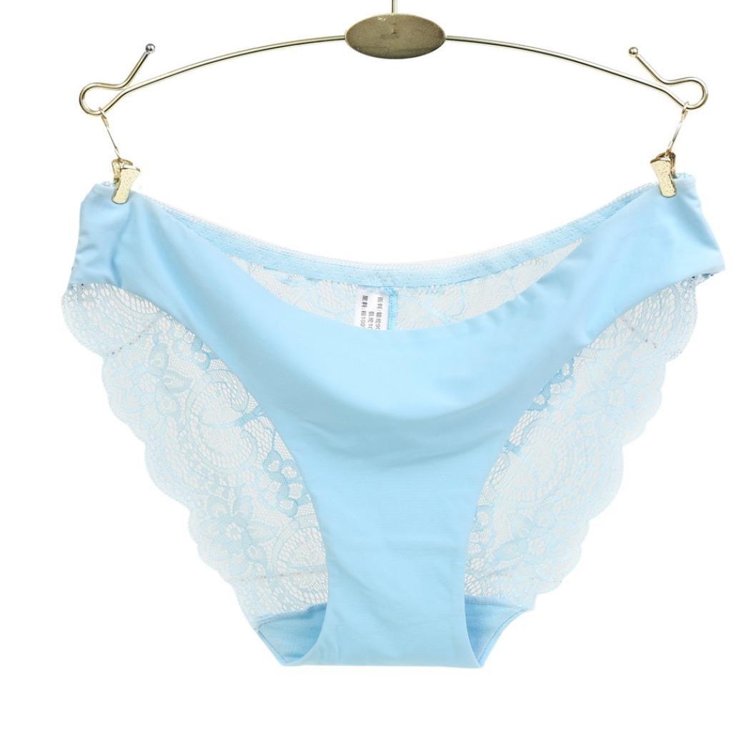 Vovotrade® Calzoncillos de algodón sin Costuras de Las Mujeres: Amazon.es: Ropa y accesorios