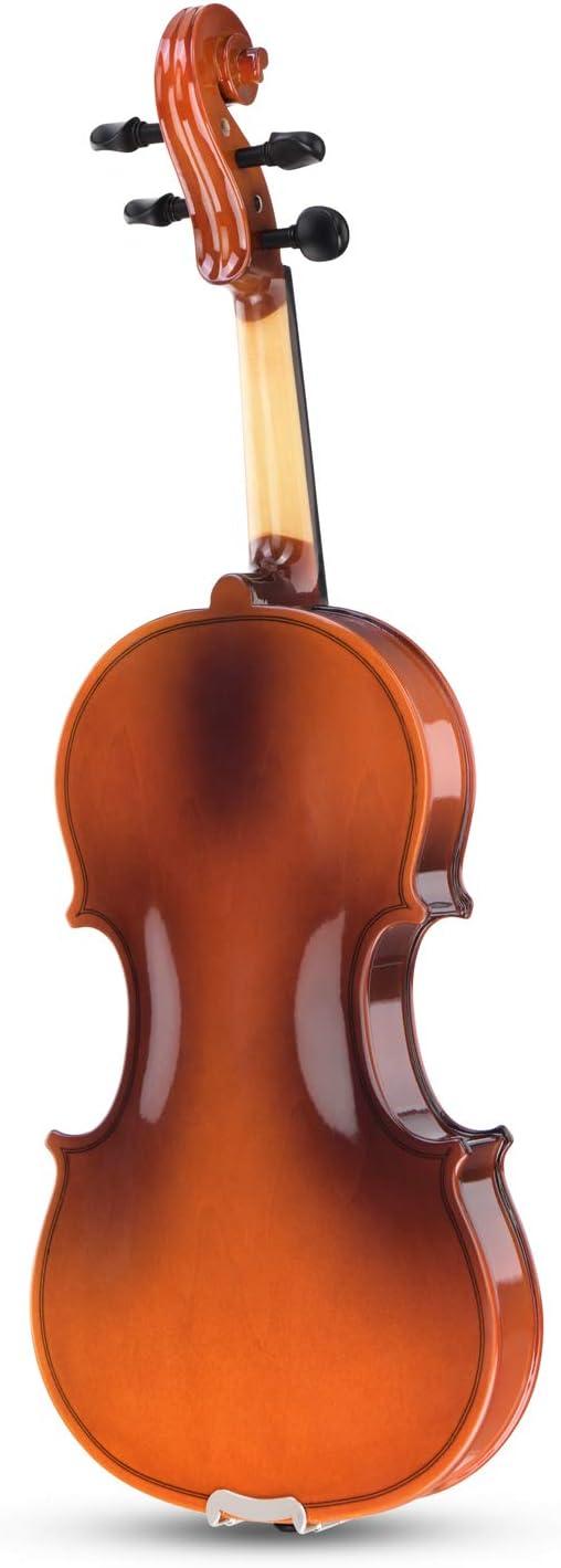 Eastar EVA-2 1//4 Violino con etichetta di apprendimento in tasiera