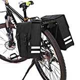 Travellor Mountain Bicycle Double Luggage Pannier bag With Rainproof...