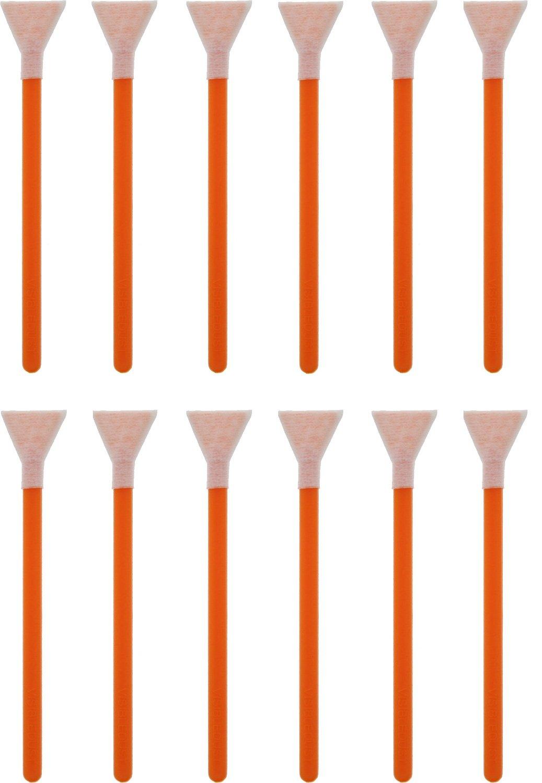 VisibleDust DHAP Orange Sensor Cleaning Swabs (Vswabs) 1.6x / 16 mm - 12 per pack