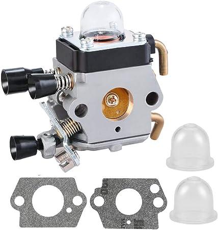 STIHL FS55 FC55 FS45 FS46 FS55R CARBURETOR INTAKE GASKET SET  OEM