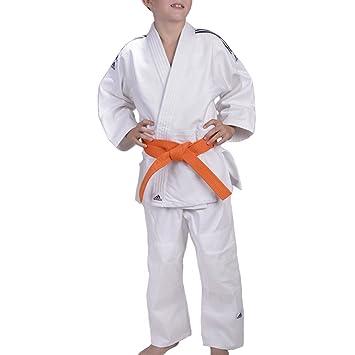 adidas J500 Judo Traje formación Gi por: Amazon.es: Deportes ...