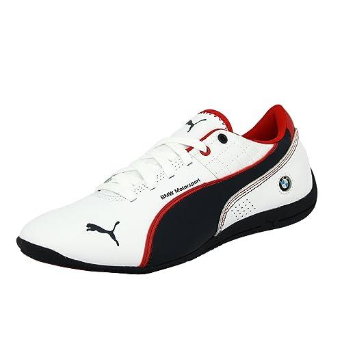 8846af79e Puma Drift Cat 6 L, zapatillas bajas niño, blanco: Amazon.es: Deportes y  aire libre