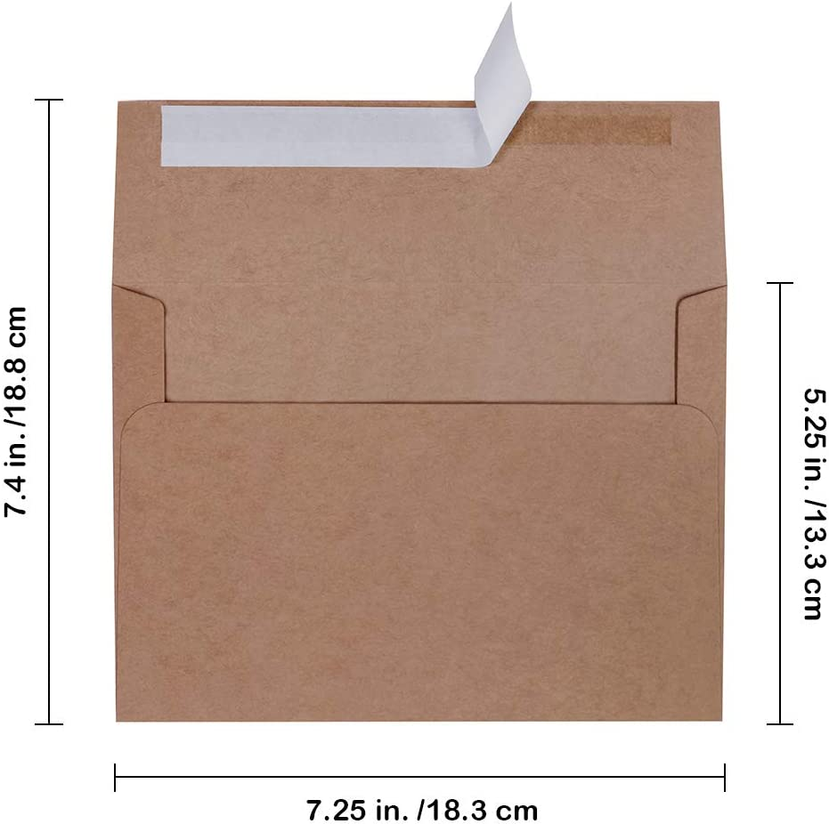 A7 123mm x 110mm Size DOCUMENTS ENCLOSURE PLAIN ENVELOPES Cheap /& Quick Delivery
