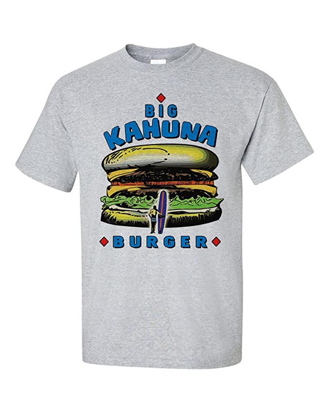 Not Just Nerds BIG KAHUNA BURGER T-Shirt: Amazon.de: Bekleidung