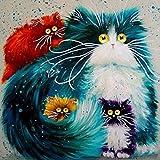 5D Diamond Painting Kit DIY Rhinestone Embroidery Cross Stitch Arts Craft for Home