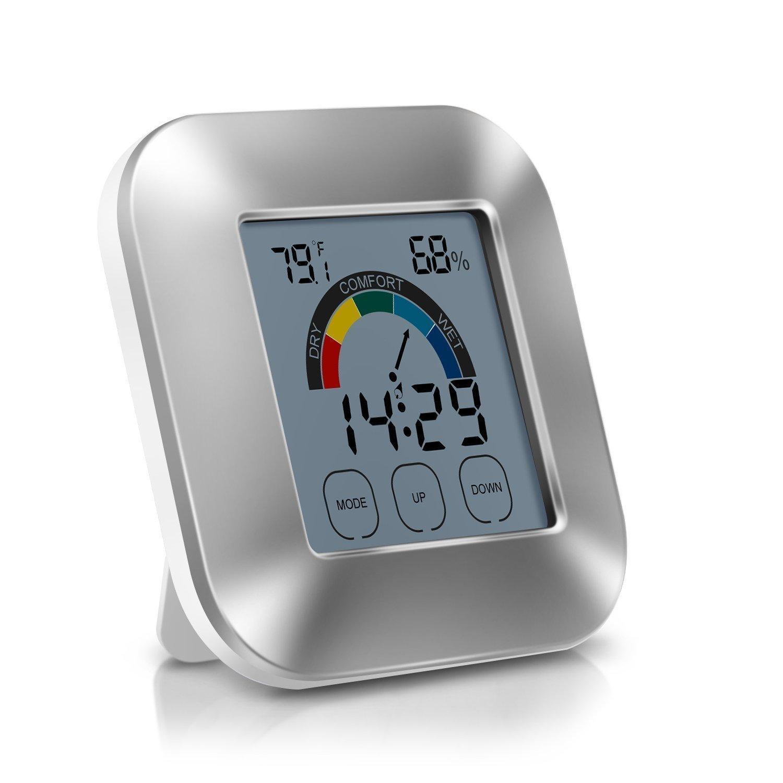 EVILTO デジタル湿度計