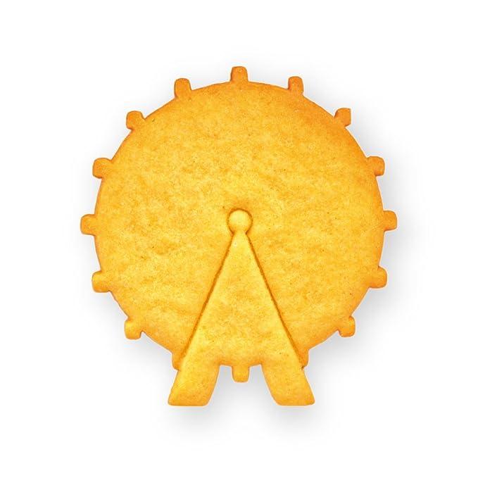 Noria Wien Recuerdo & Cortador de galletas en magenta: Amazon.es: Electrónica