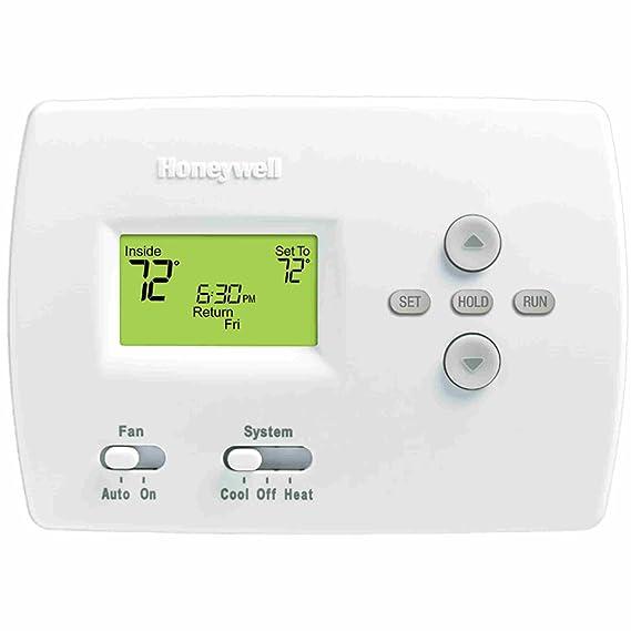 amazon com honeywell th4110d1007 programmable thermostat 2 pack rh amazon com honeywell pro 4000 installation manual honeywell thermostat th4110d1007 installation manual