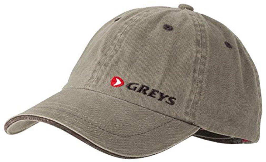 e0468144687a32 GREYS SANDWICH FLY FISHING BASEBALL CAP HAT CHOOSE COLOUR (grey ...