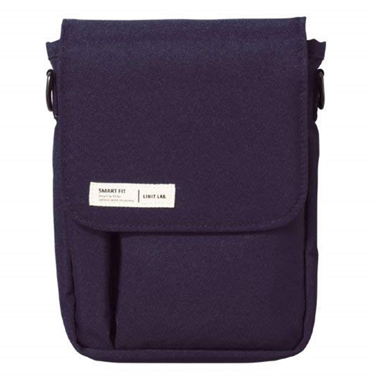 LIHIT LAB Belt Bag, Navy, 7.1 x 5.1 Inches