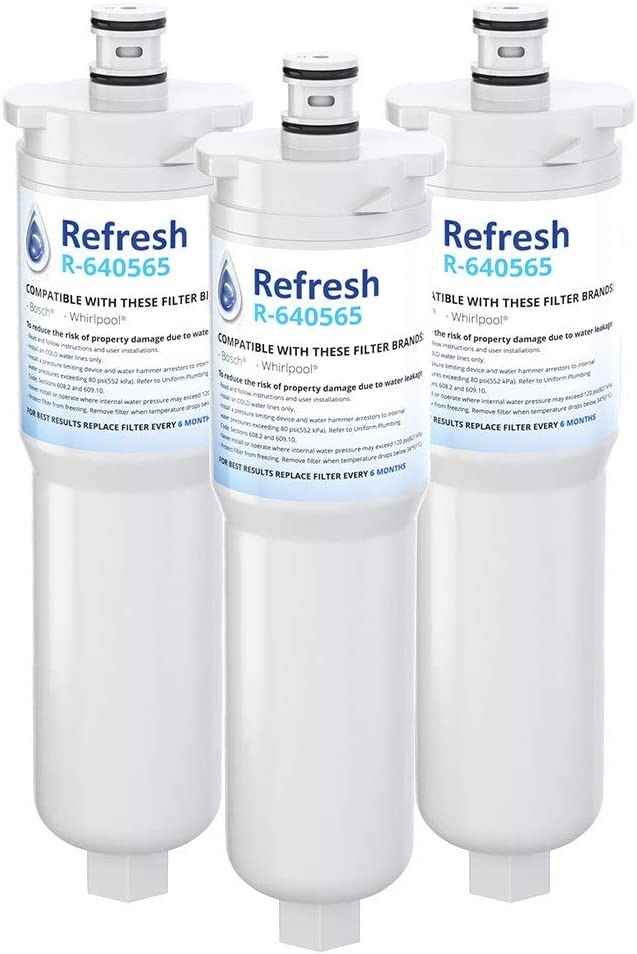 Refresh Replacement Refrigerator Water Popular popular Filter 640565 for Bosch Bombing free shipping