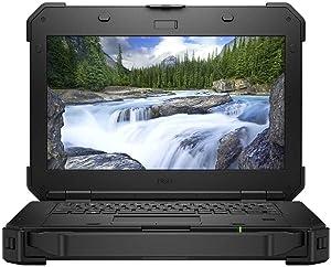 Dell Latitude Rugged Extreme 7424 Laptop 14 - Intel Core i5 8th Gen - i5-8350U - Quad Core 3.6Ghz - 256GB SSD - 8GB RAM - 1920x1080 FHD Touchscreen - Windows 10 Pro