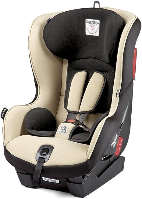 Peg-Pérego Viaggio Duo-Fix K, Silla de coche grupo 1 Isofix, beige ...