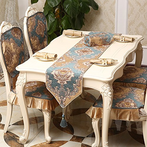 Purple 35180cm WangYangDaHai Table Flag Flags Of European Exclusive Chair Suit Tablecloth Table Bed Coffee Table Cloth, Bordeaux, Runner 35  180