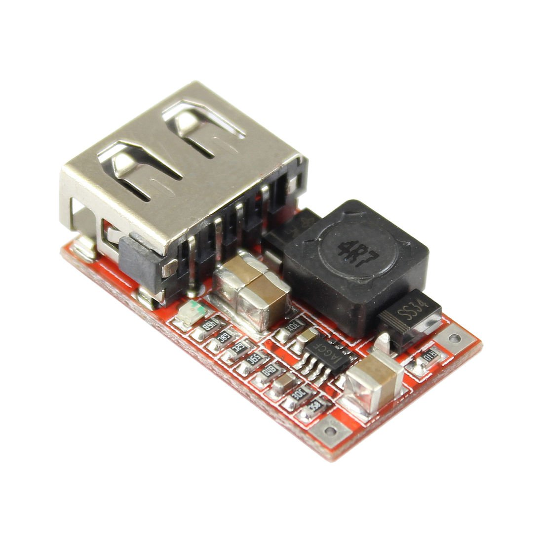 Absolute Native Electronics Ailavi Dc Buck Converter Sale 12vdc To 5vdc Circuit
